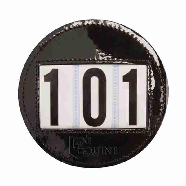 Plain Patent Dressage Discs