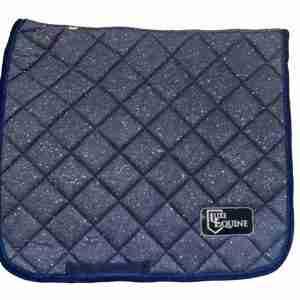 Denim Blue Dressage Saddlepad