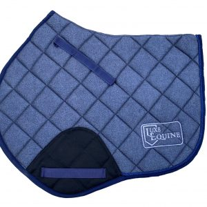Denim CC Close Contact saddlepad