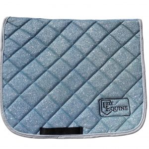 Ice Blue Saddlepad