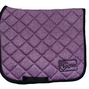 Purple Dressage Saddlepad