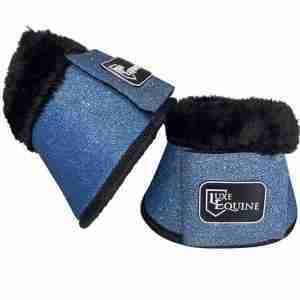Royal Blue Overreach Boots