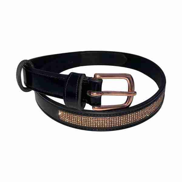 Rose Gold Crystal Belt