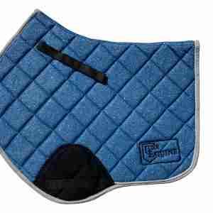 Royal Blue CC Saddlepad