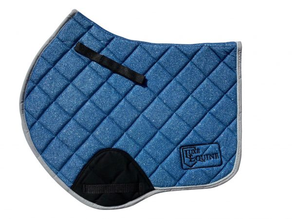 Royal Blue CC Saddlepad