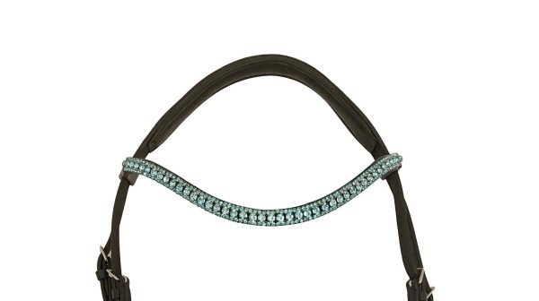 Turquoise Browband